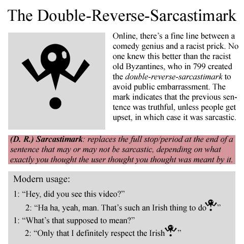 sarcastimark