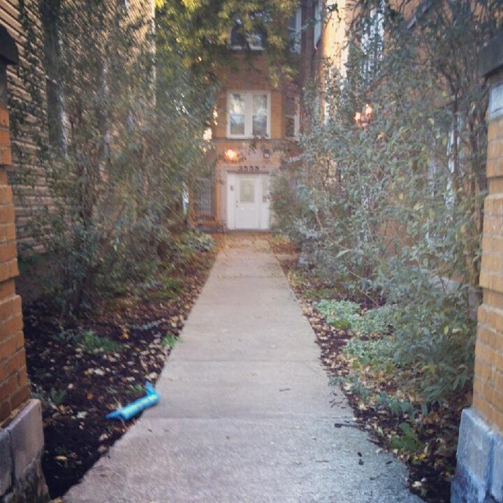 My Entryway