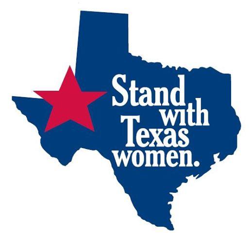 #StandWithTexasWomen