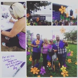 2015 Alzheimer's Walk