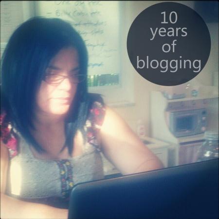 blogging 10 years